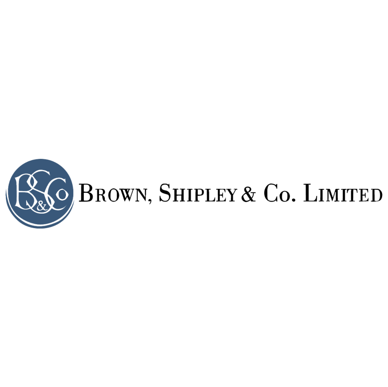 Brown, Shipley & Co Ltd vector