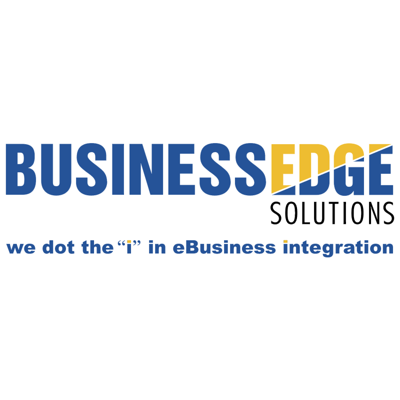 BusinessEdge Solutions 25131 vector logo