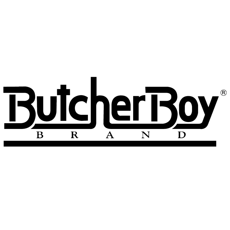 Butcher Boy 30882 vector