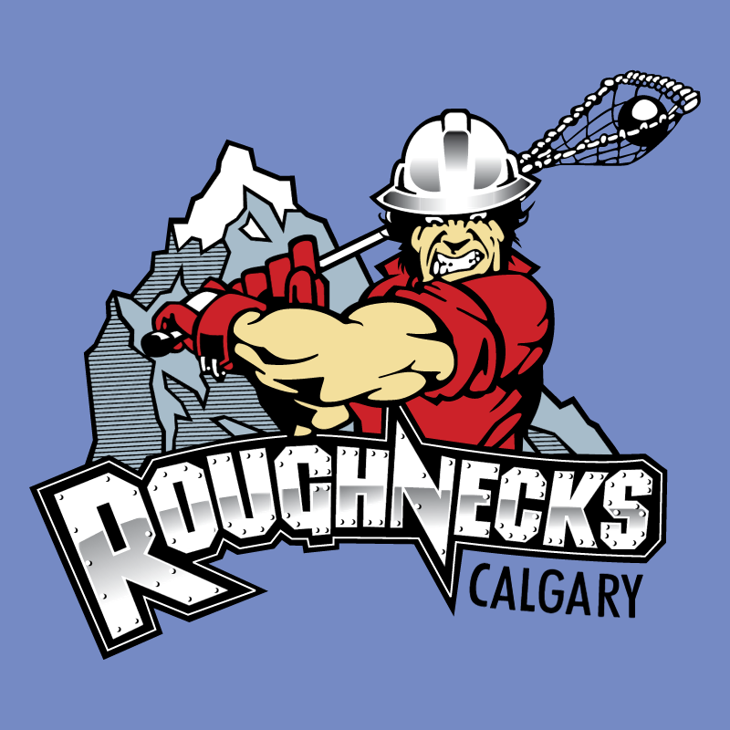 Calgary Roughnecks vector