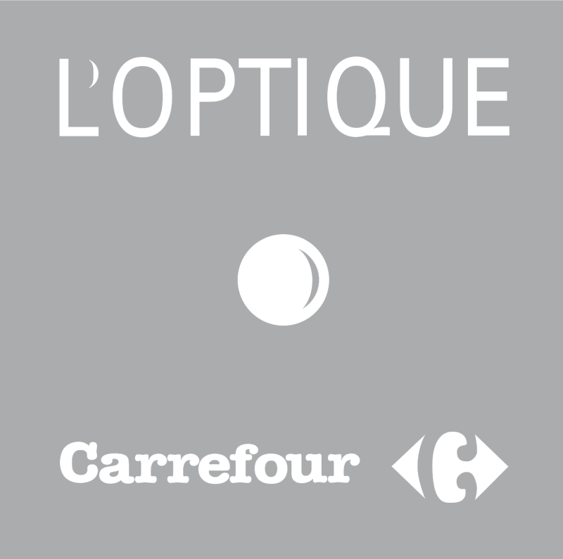 Carrefour L'Optique logo vector