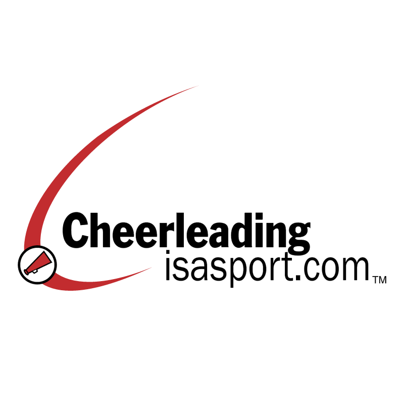 Cheerleadingisasport com vector