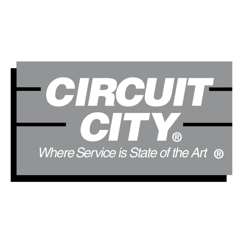 Circuit City vector logo