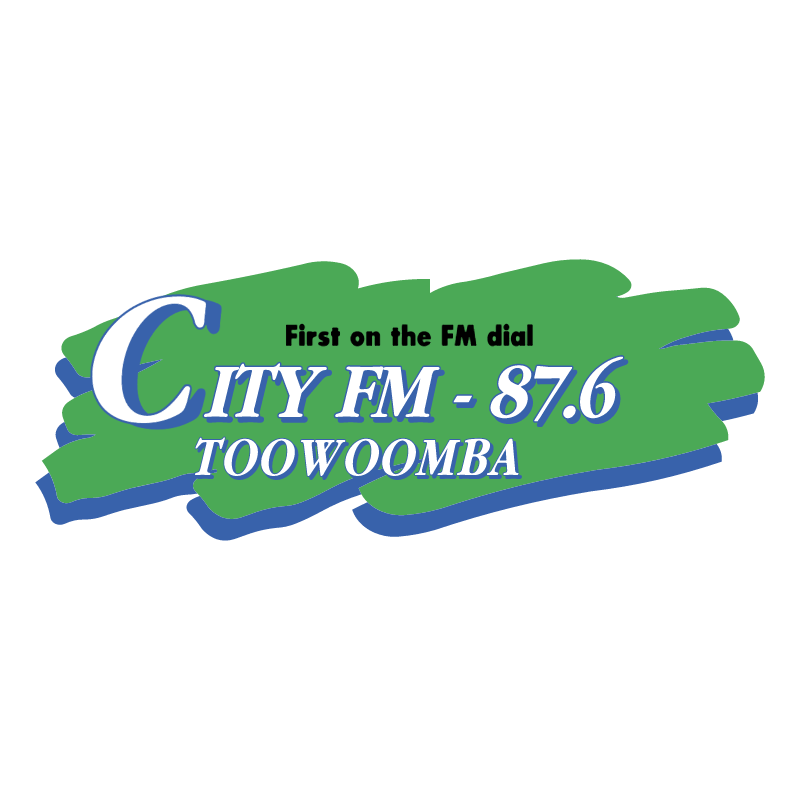 City Fm Radio vector