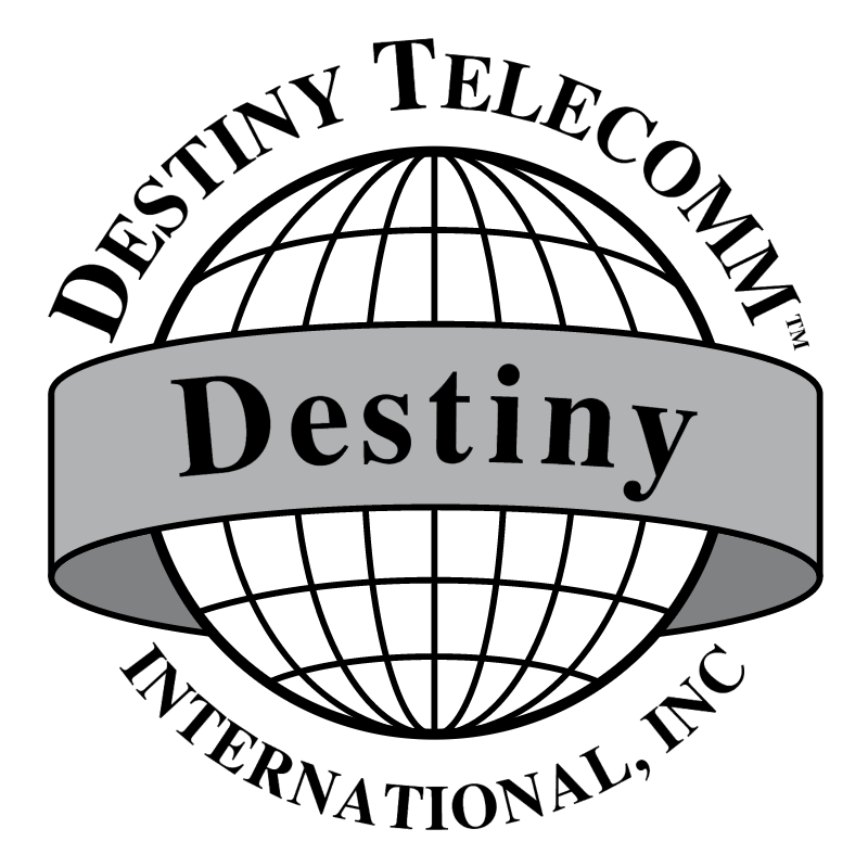 Destiny Telecomm vector