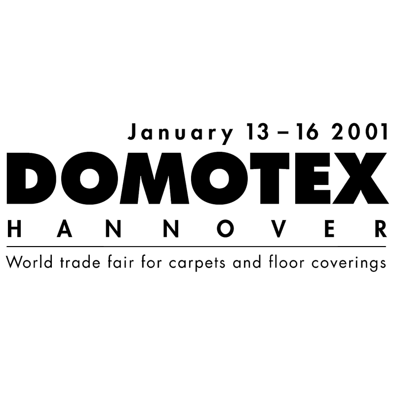 Domotex vector logo