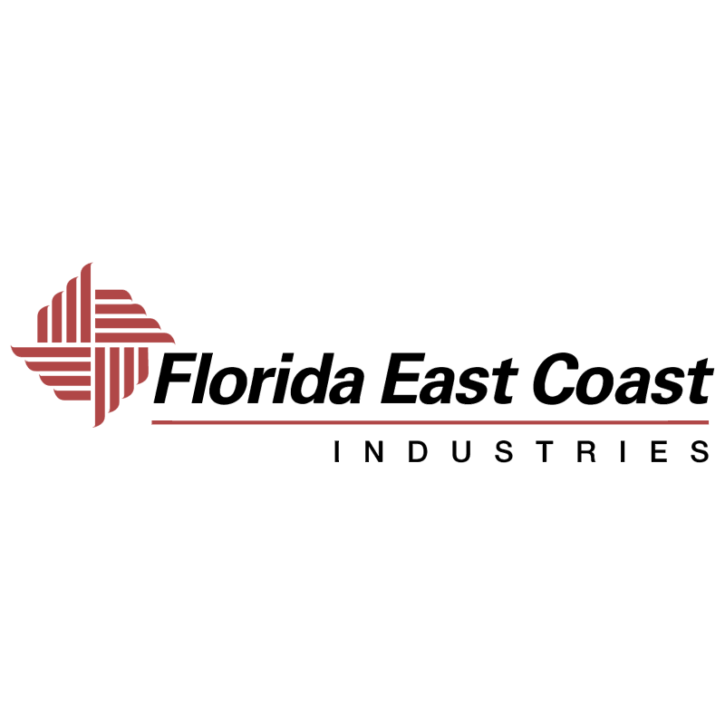 Florida East Coast Industries vector logo