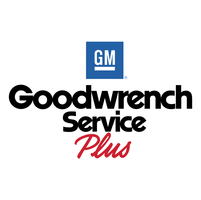 Goodwrench Service Plus vector