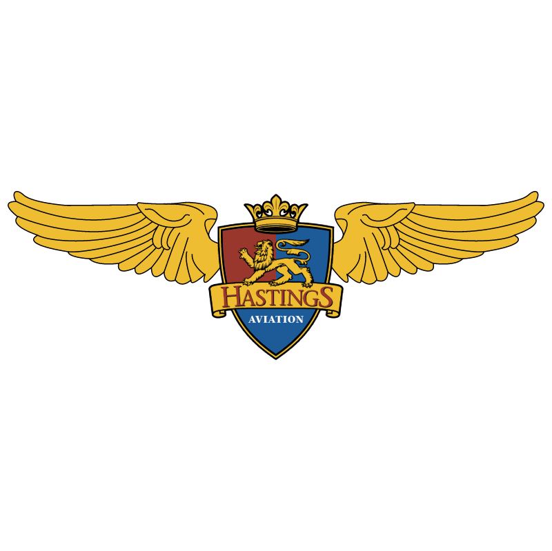 Hastings Aviation vector logo
