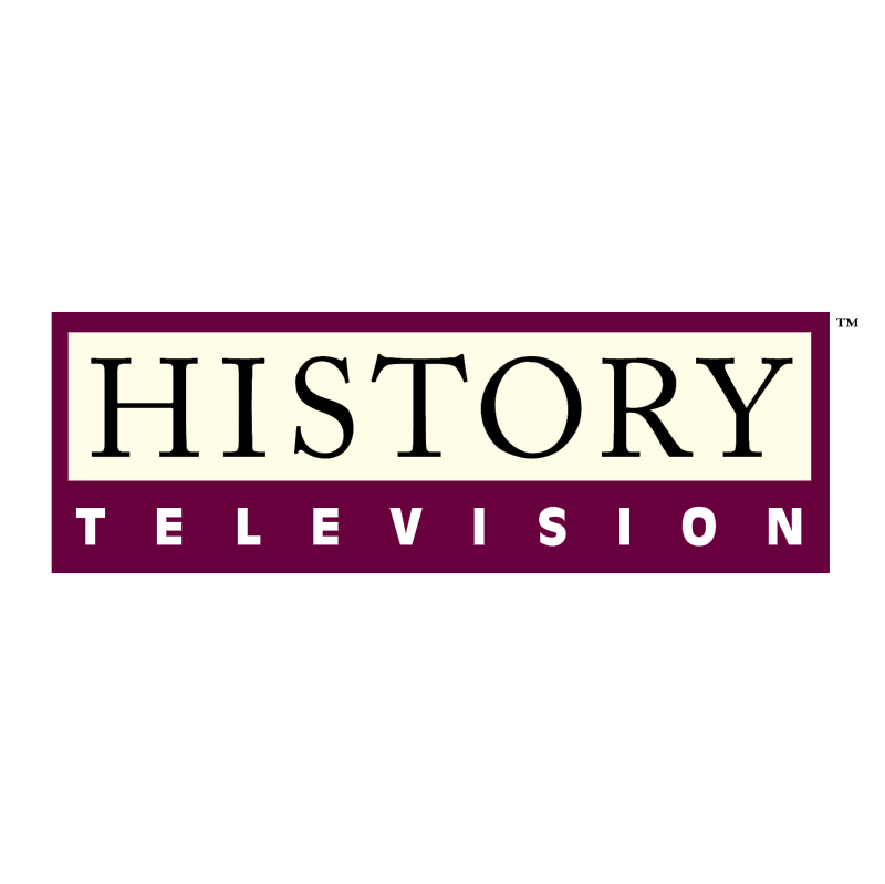History Television vector
