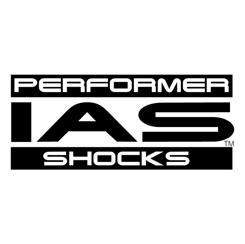 IAS Performer Shocks vector