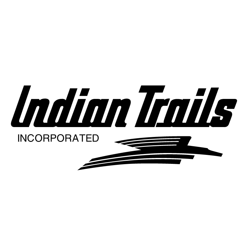 Indian Trails vector
