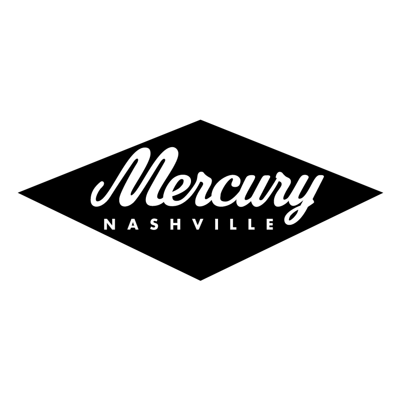 Mercury Nashville vector