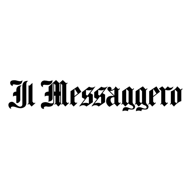 Messaggero vector logo