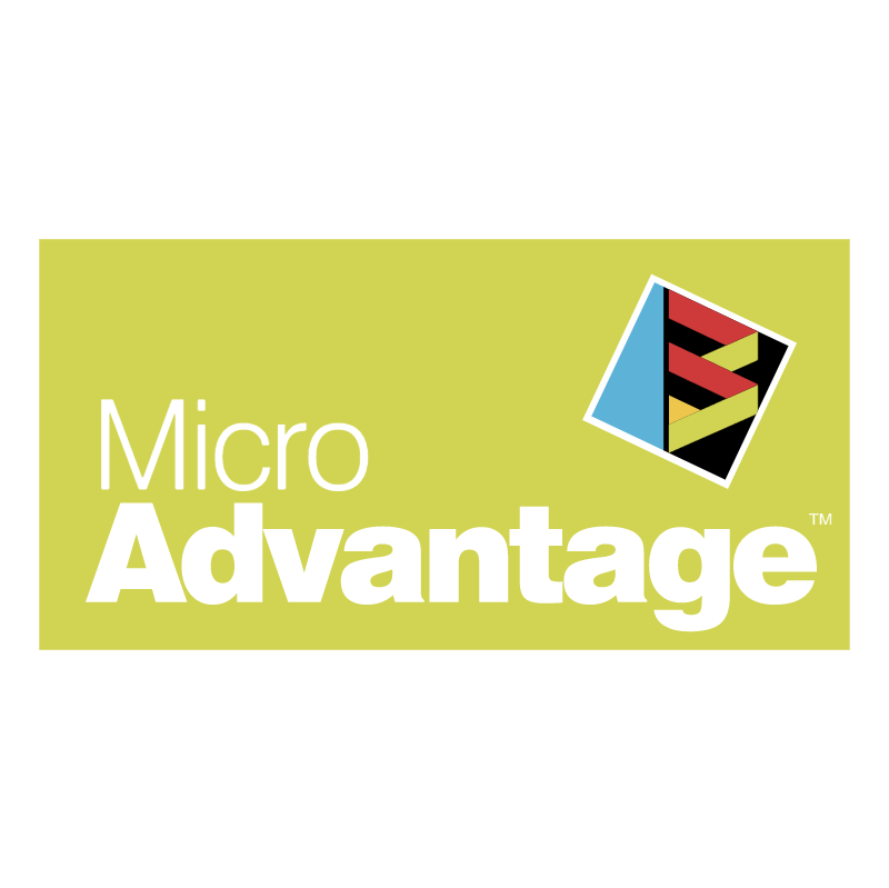 Micro Advantage vector