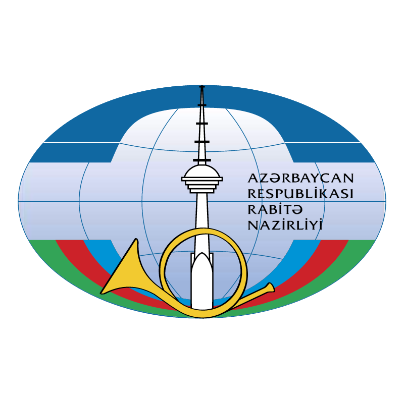 Ministry of Communication of Azerbaijan Republic vector logo