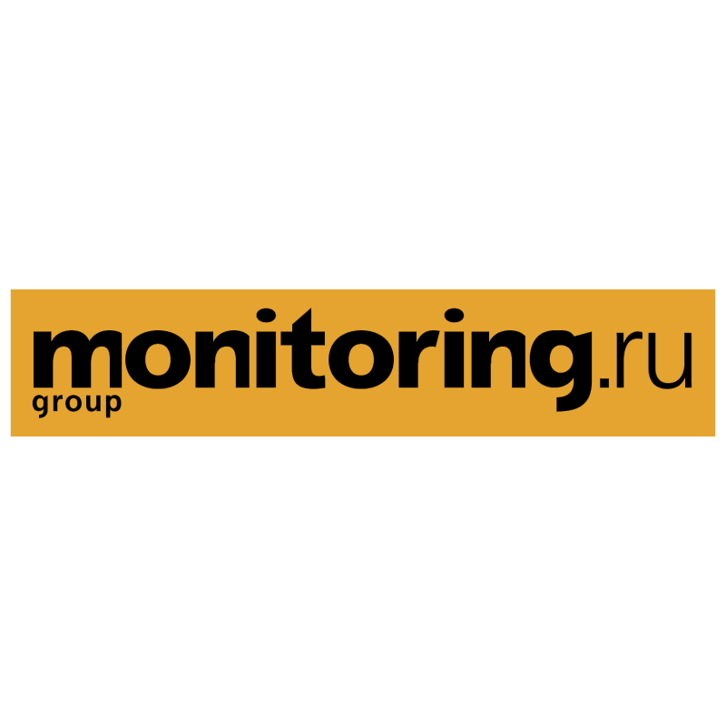 monitoring ru Group vector logo