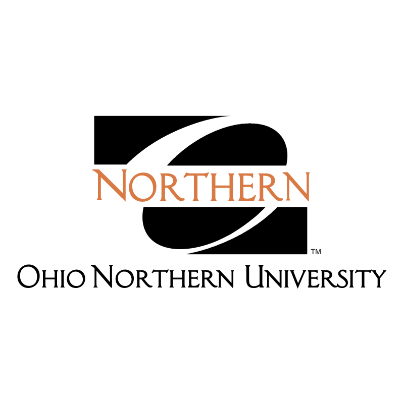 Ohio Northern University vector logo