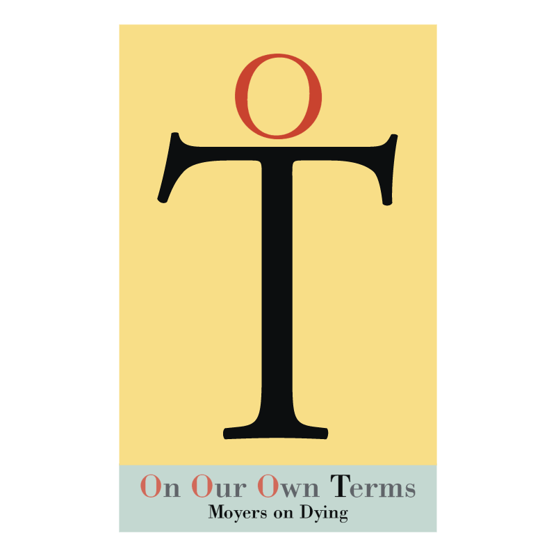 On Our Own Terms vector logo