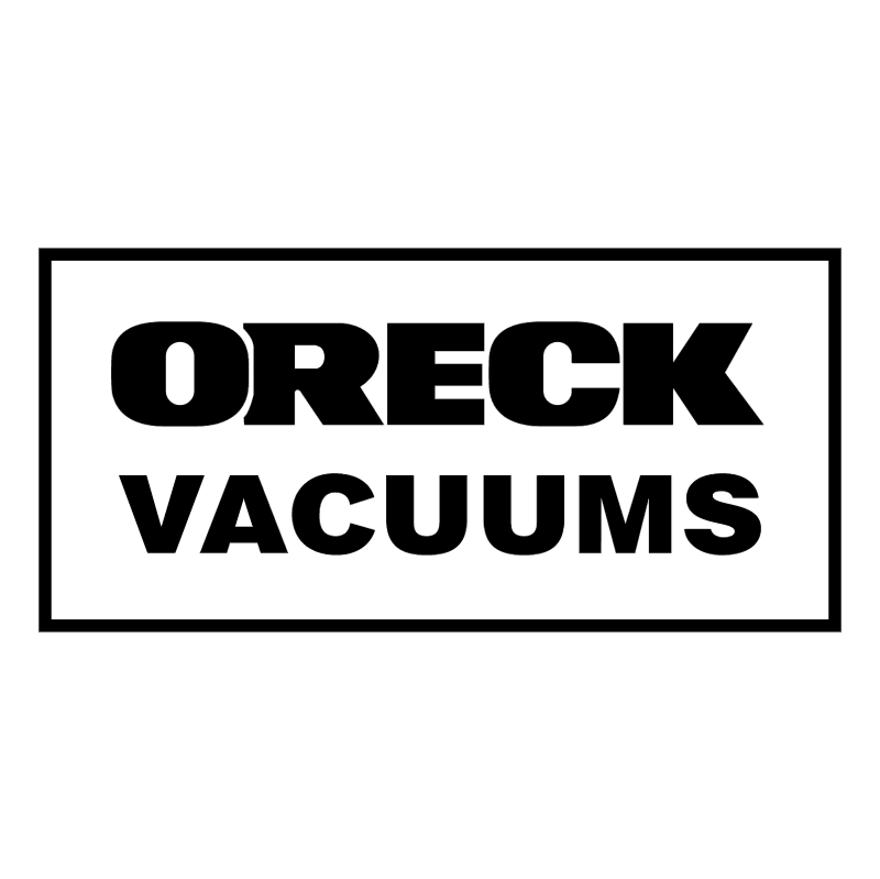 Oreck Vacuums vector
