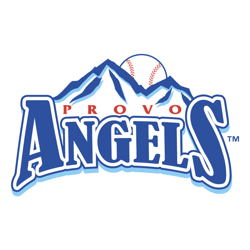 Provo Angels vector logo