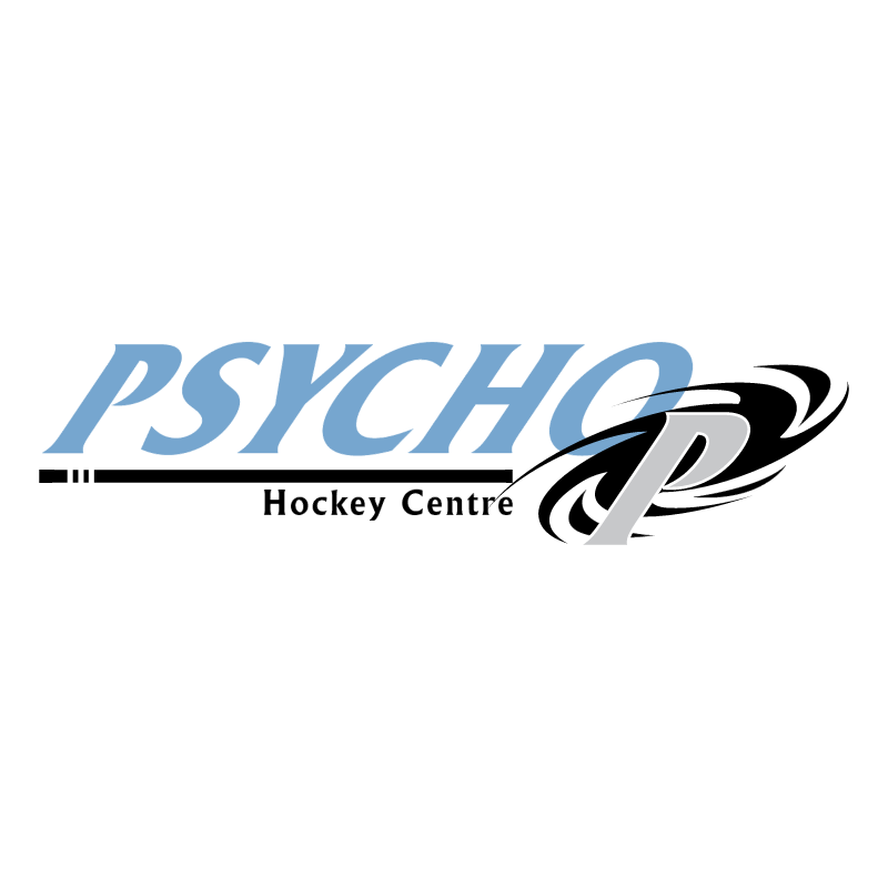 Psycho Hockey Centre vector