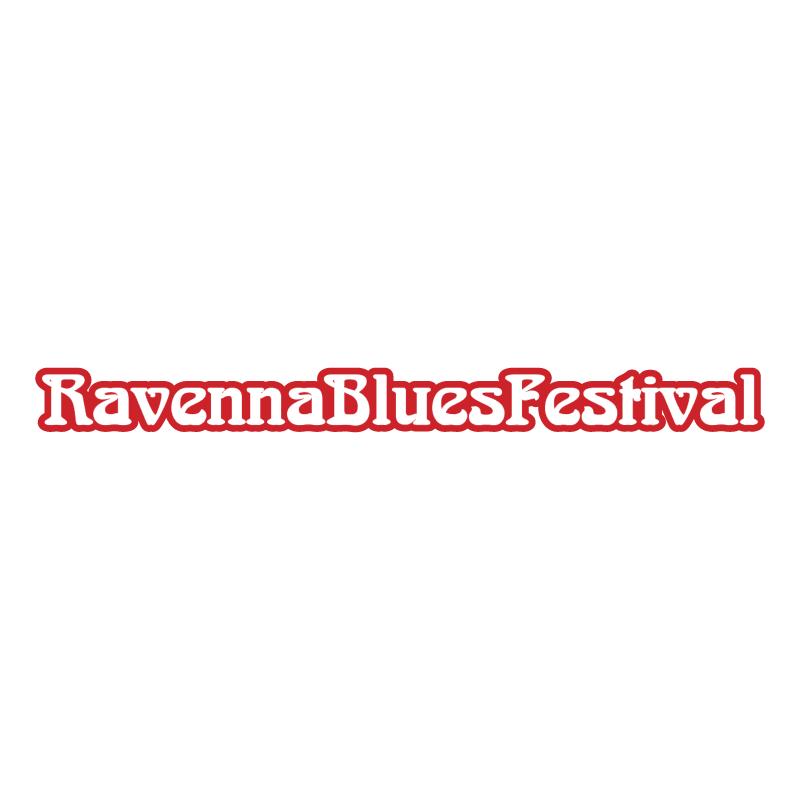 Ravenna Blues Festival vector