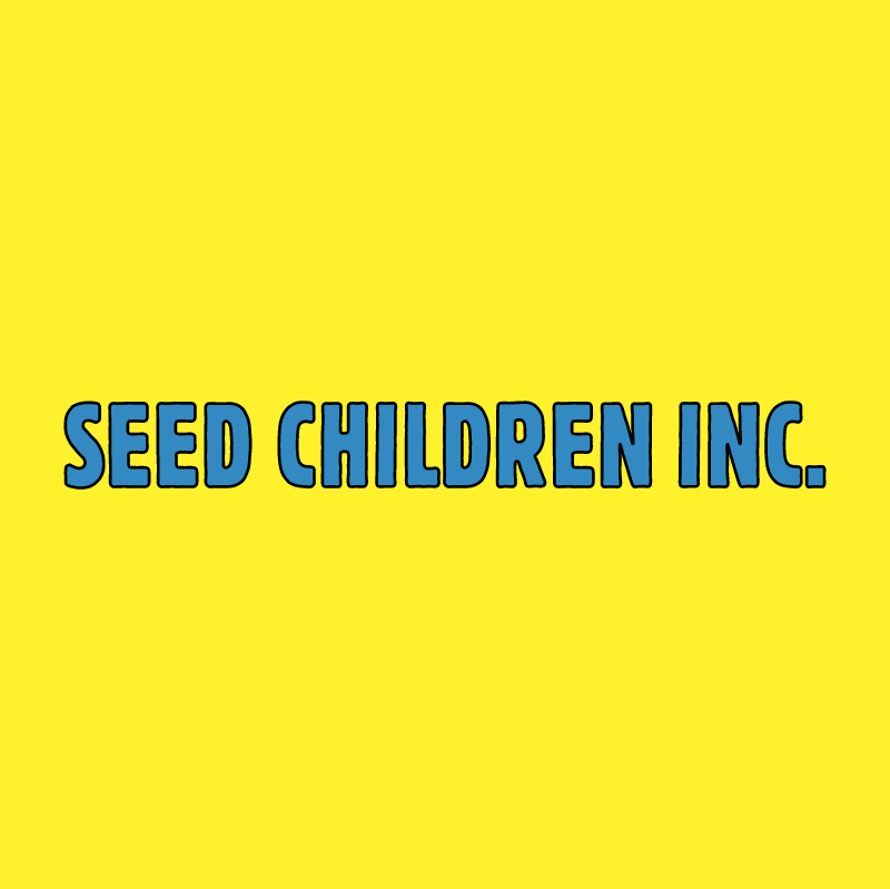 Seed Children vector