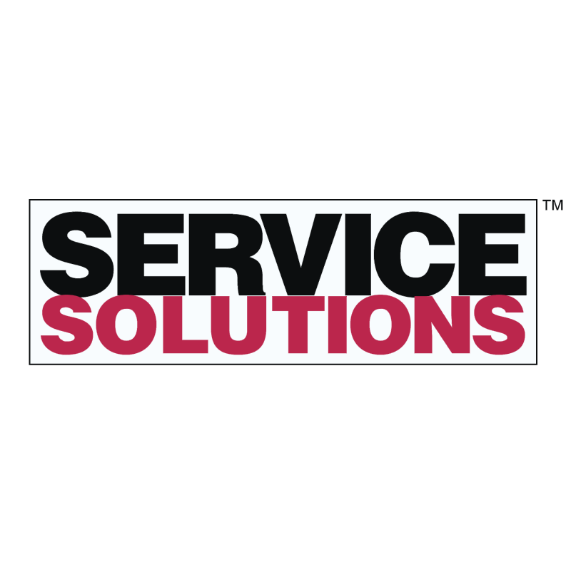 Service Solutions vector