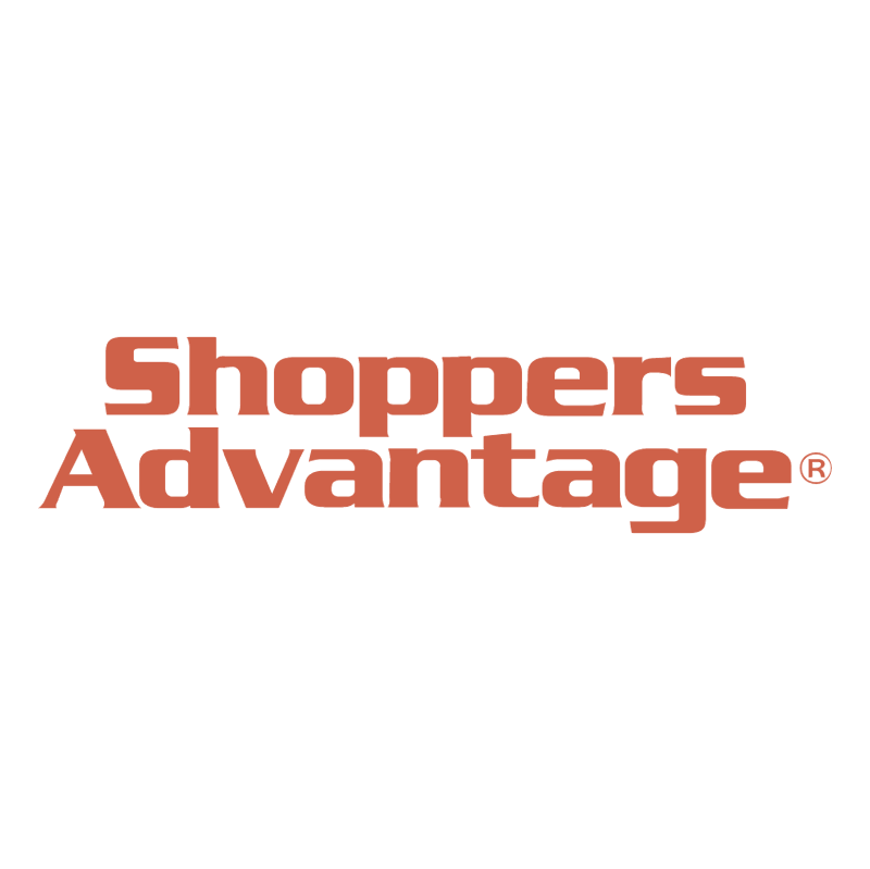 Shoppers Advantage vector