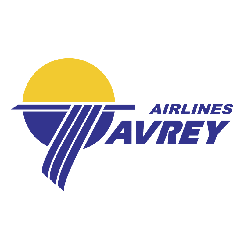 Tavrey Airlines vector