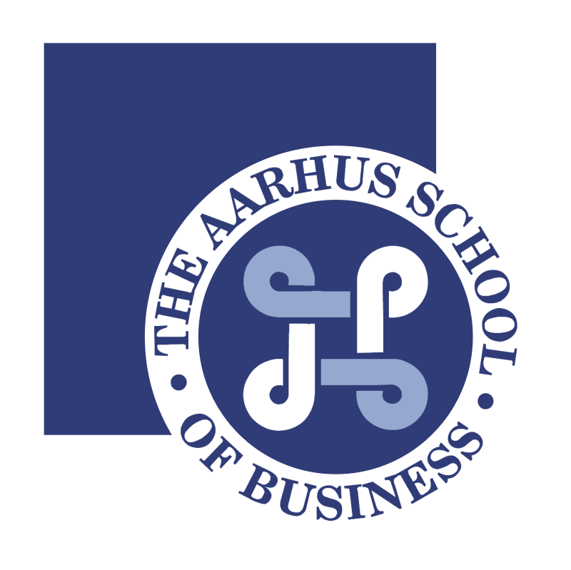 The Aarhus School Of Business vector
