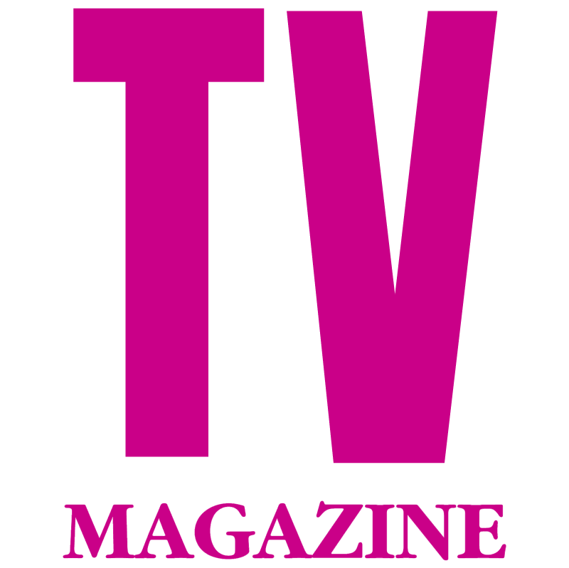 TV Magazine vector