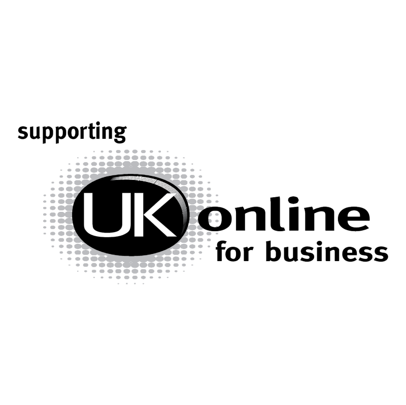 UK online for bisuness vector