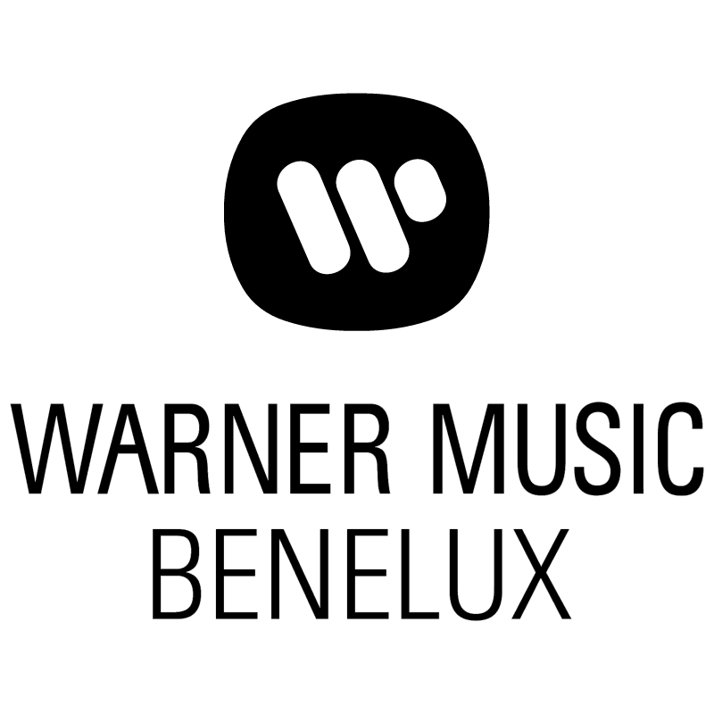 Warner Music Benelux vector
