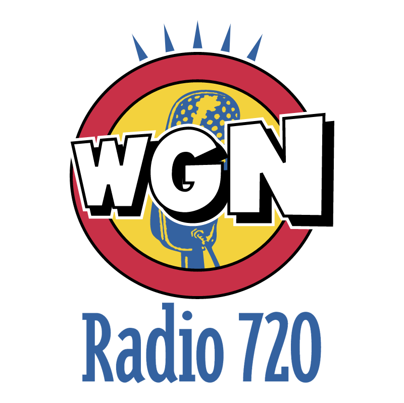 WGN Radio 720 vector