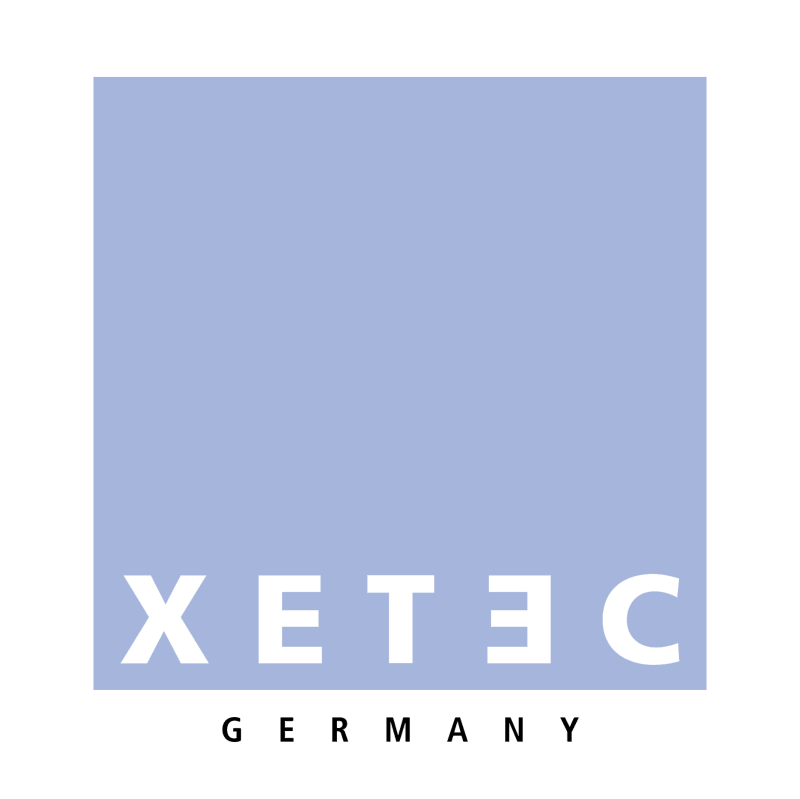 XETEC germany vector