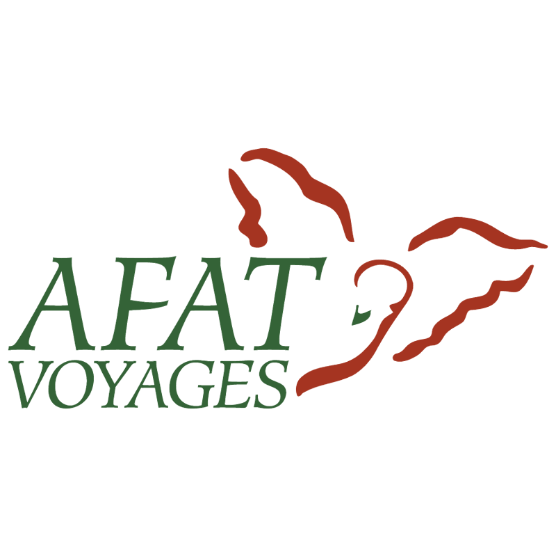 Afat Voyages vector