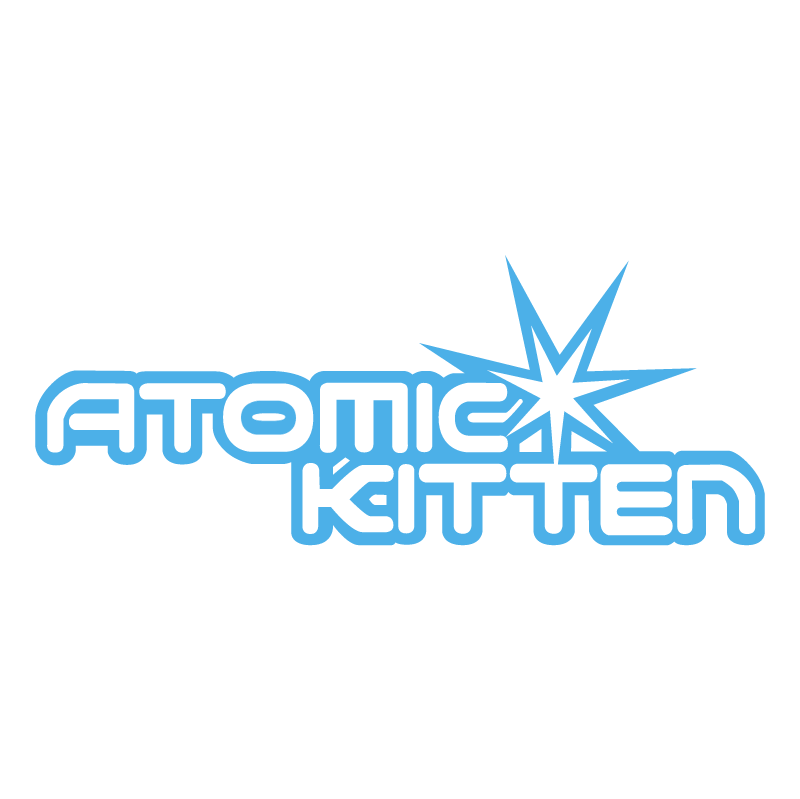 Atomic Kitten 75929 vector logo