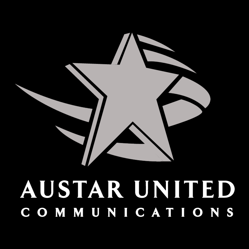 Austar United Communications vector