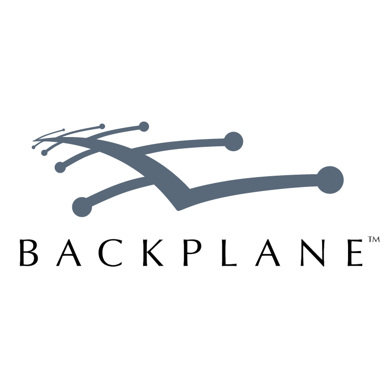 Backplane vector logo