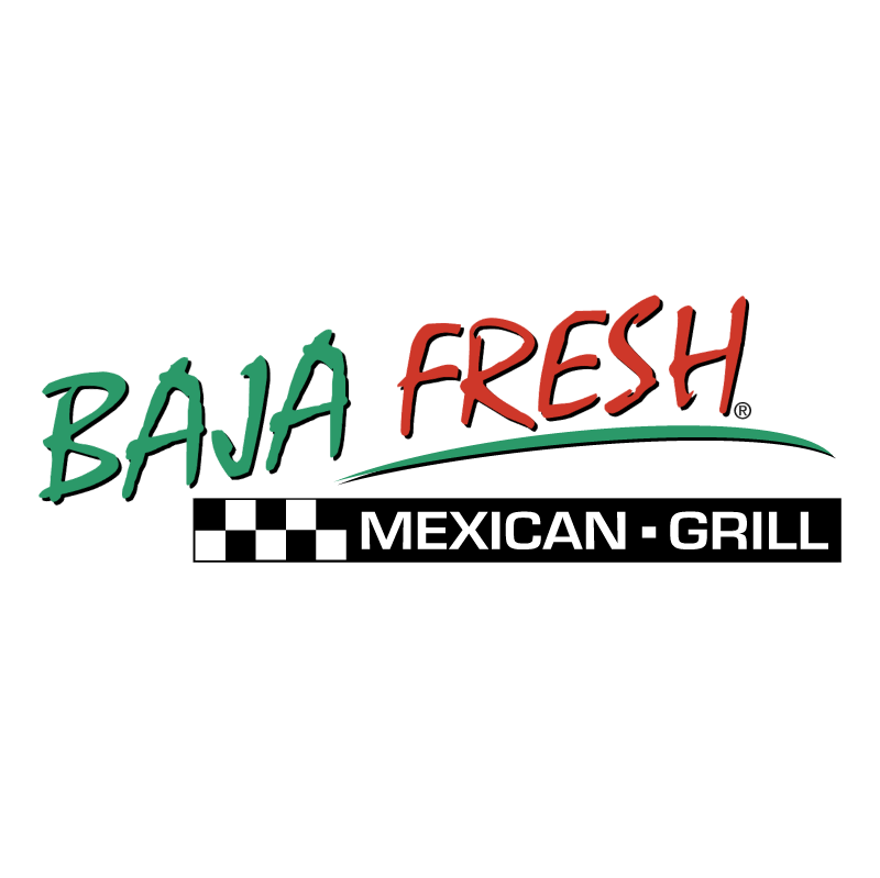 Baja Fresh vector logo