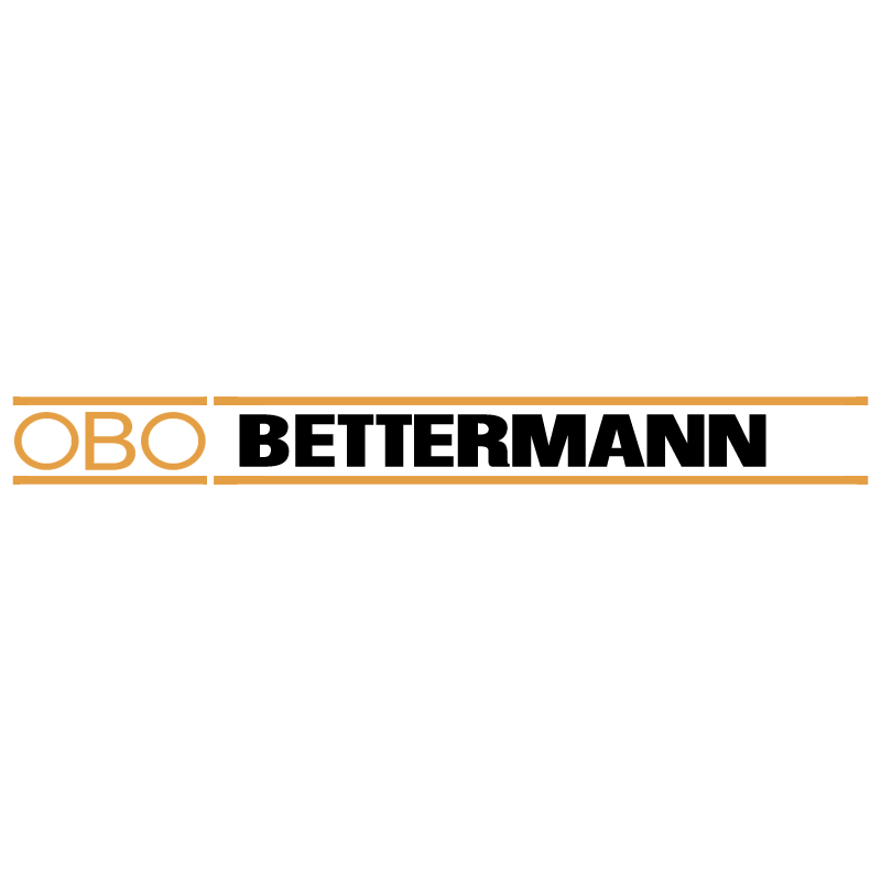 Bettermann 15189 vector logo