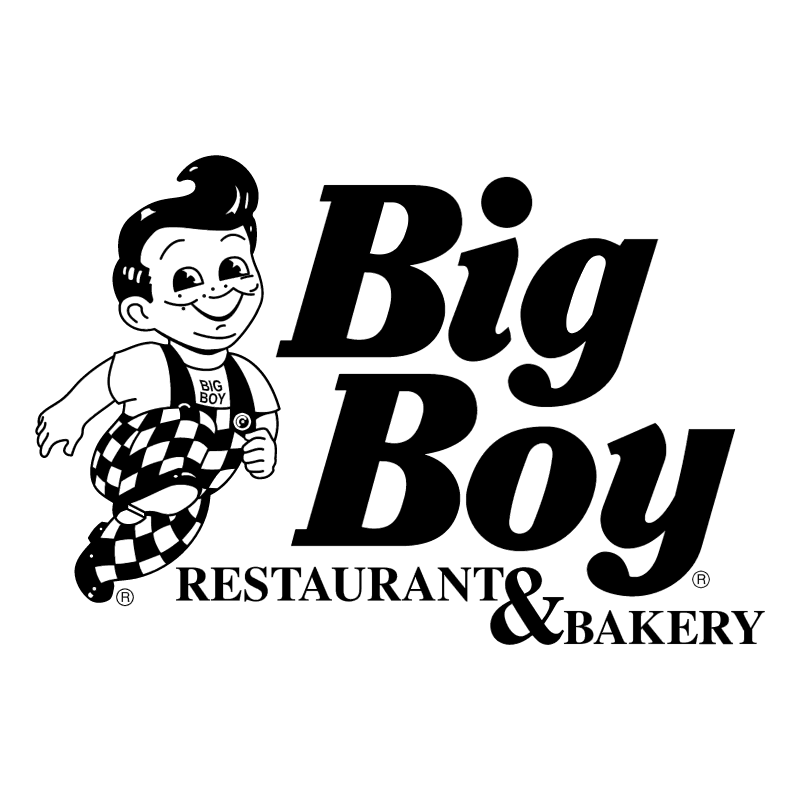 Big Boy 55516 vector logo