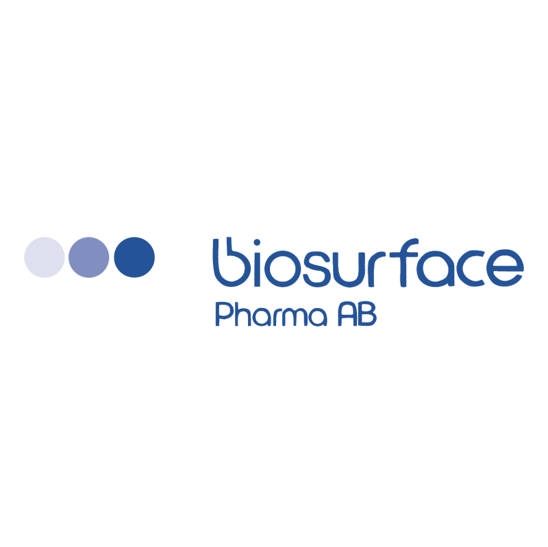 Biosurface 44734 vector logo