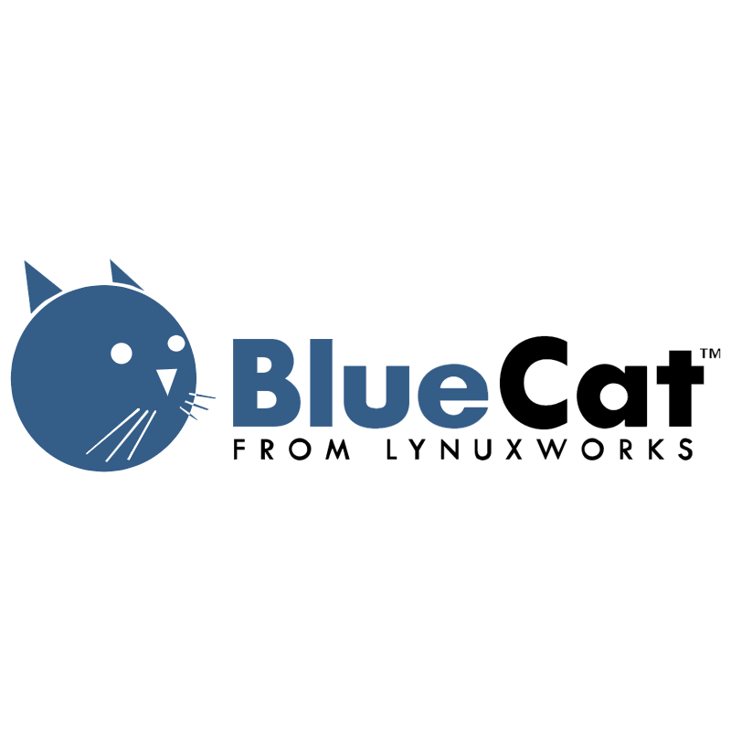 BlueCat vector logo