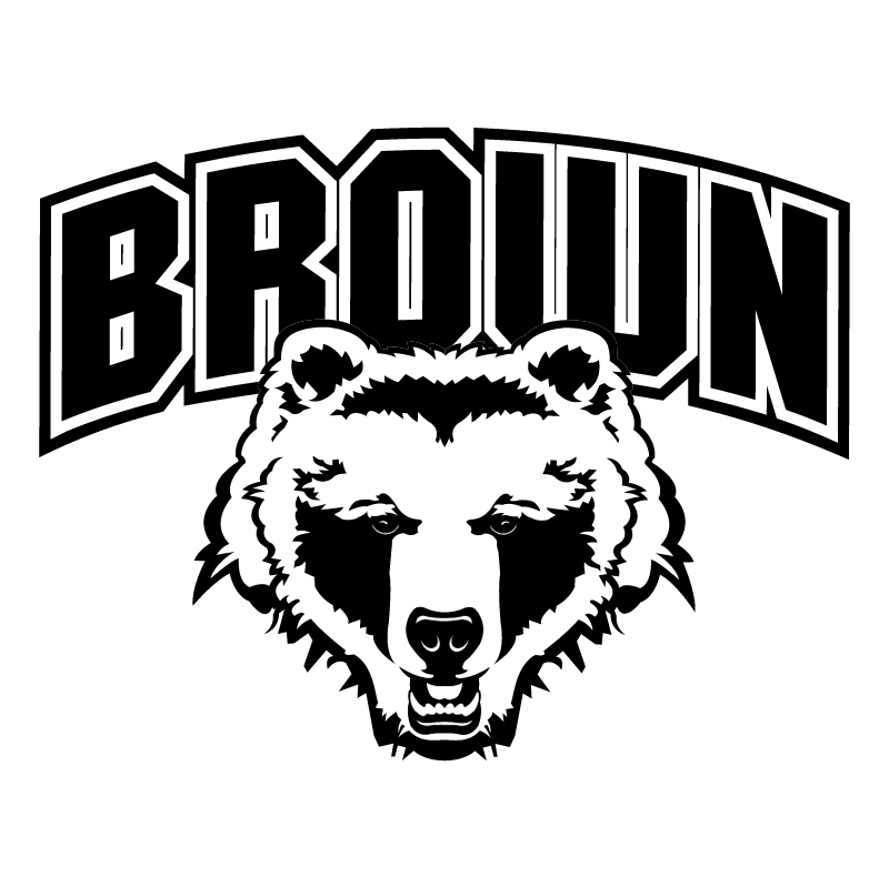 Brown Bears vector logo