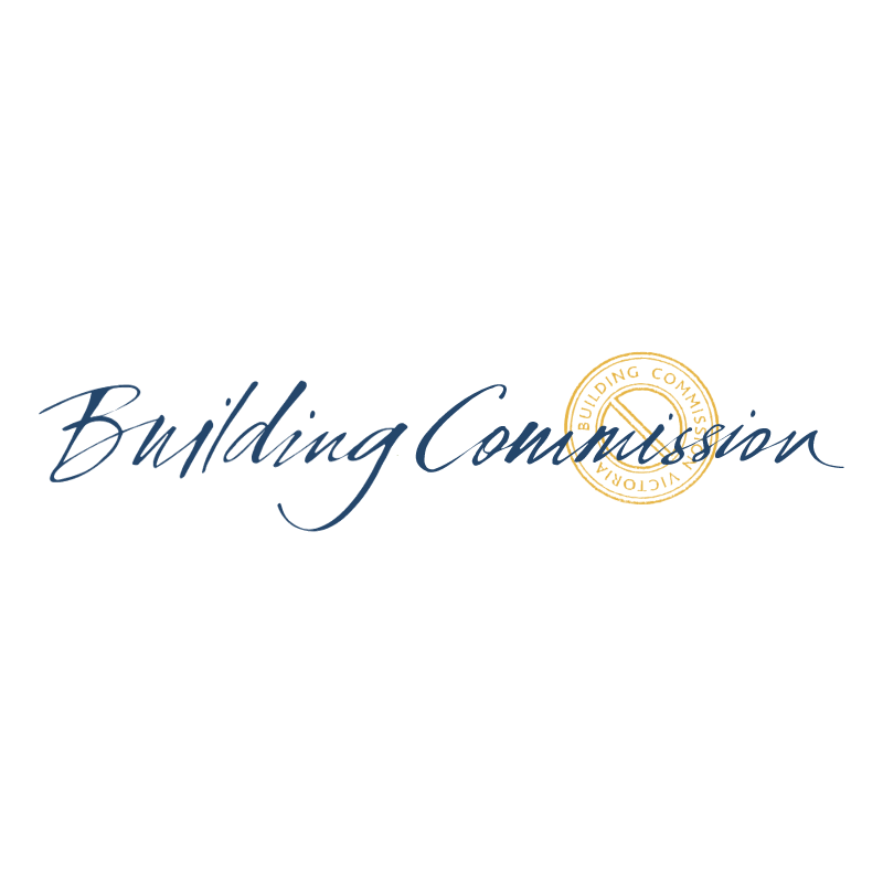 Building Commission vector logo