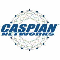 Caspian Networks vector