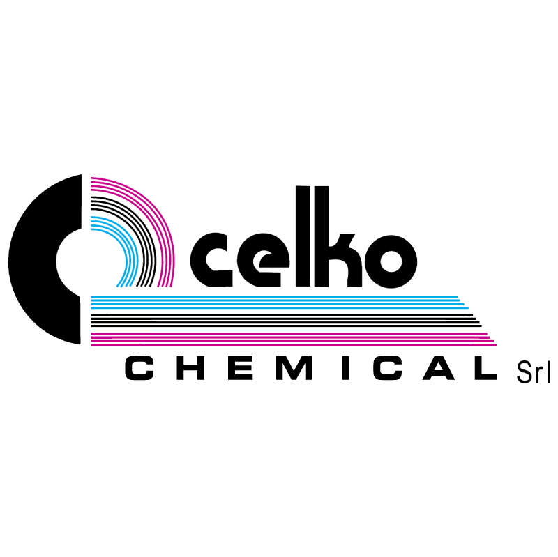 Celko Chemical vector logo